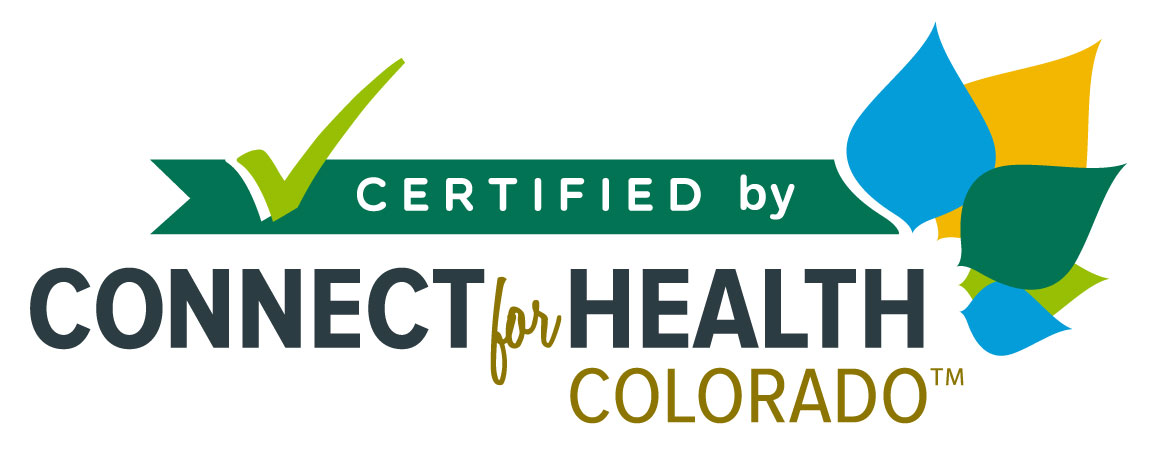 Certified with Connect for Health Colorado